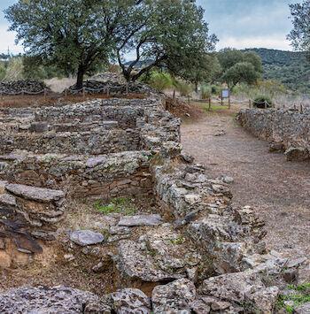 La Ciudad Perdida de la Beturia Céltica