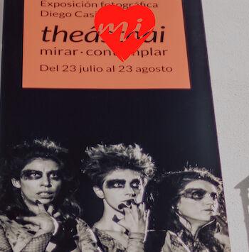 Theâsthai · Exposición Fotográfica
