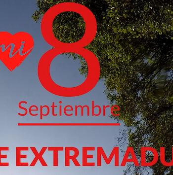 ¡FELIZ DÍA DE EXTREMADURA!
