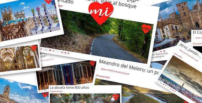 Los lugares de Extremadura con más tirón en 2019